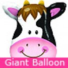 Giant Contented Cow Balloon