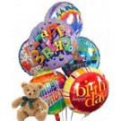 Balloon & Teddy Gift Pack