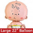 Large New Baby Balloon