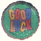 Good Luck Geometric Balloon